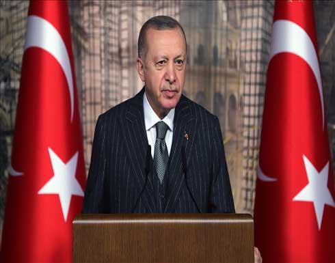 أردوغان: نسعى لحل الخلاف الروسي الأوكراني بالمفاوضات