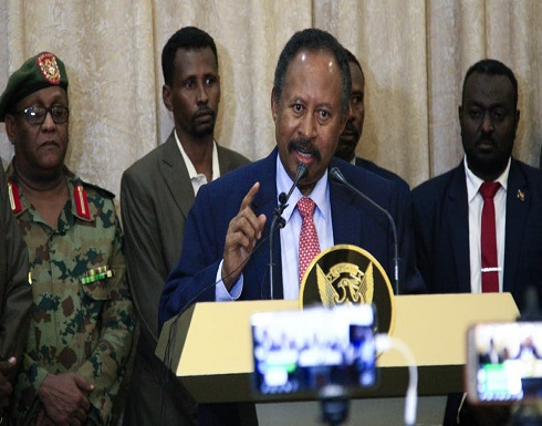 حكومة السودان معلقة.. وحمدوك يطلب مهلة