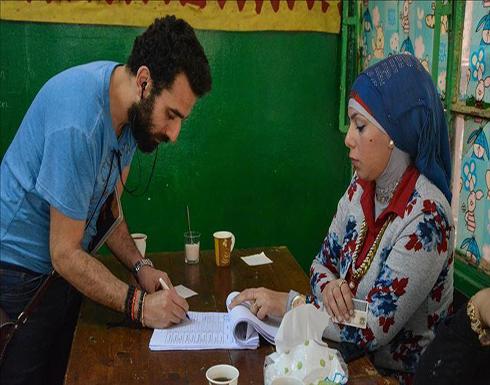 مصر.. 28 بالمئة المشاركة بالجولة الأولى لانتخابات البرلمان