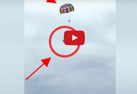 امرأة تصور لحظة وفاة زوجها الذي سقط من ارتفاع 30 مترا