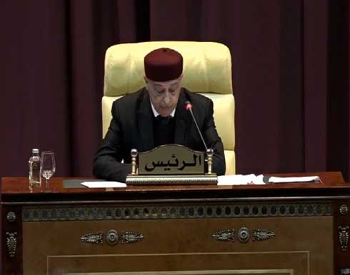 """بدء جلسة البرلمان الليبي لمنح الثقة لحكومة """"الدبيبة"""""""
