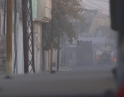 بالفيديو: تواصل المعرك ضد تنظيم الدولة في الموصل