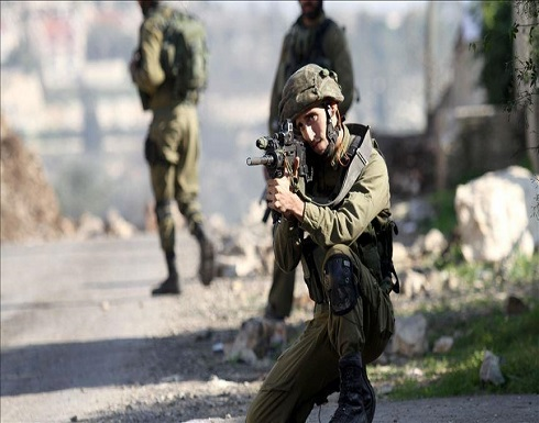 إصابة 14 فلسطينيا برصاص الجيش الإسرائيلي شمال الضفة
