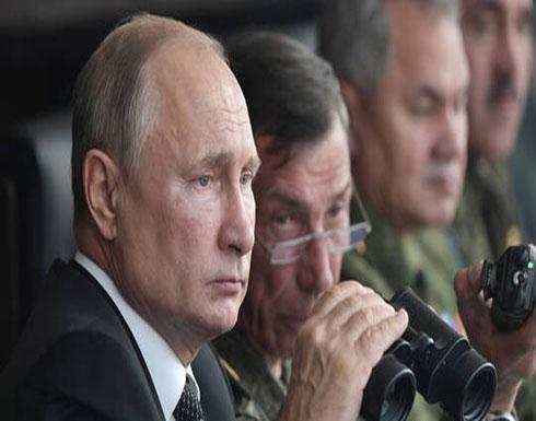 بوتين: سنحصل على وسيلة لمواجة الأسلحة فرط الصوتية قبل أن تملكها دول أخرى
