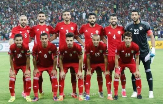 منتخب الأردن مرشح للمشاركة في خليجي 23