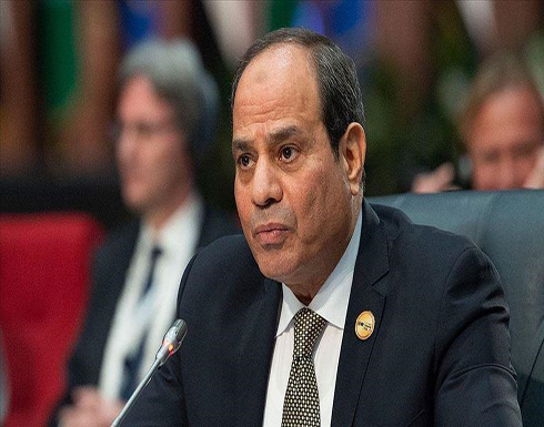 السيسي يتعهد بدعم مصر للسلطة التنفيذية الجديدة في ليبيا