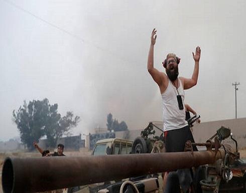قوات حكومة الوفاق الليبية تعلن سيطرتها على بلدة الوشكة غربي سرت