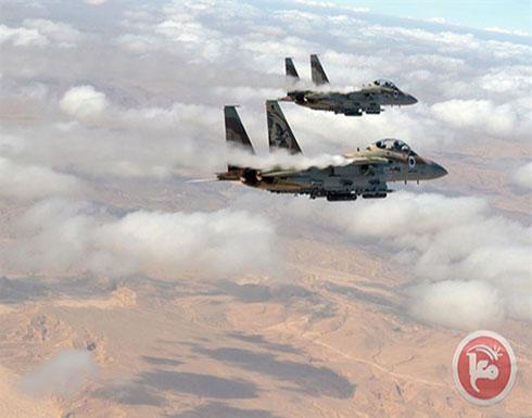 طائرات اسرائيلية تخرق اجواء لبنان
