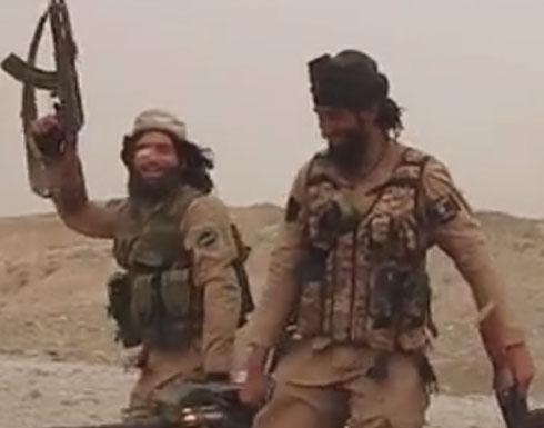 تنظيم الدولة يقول إنه قتل  2200 من الجيش العراقي في الموصل