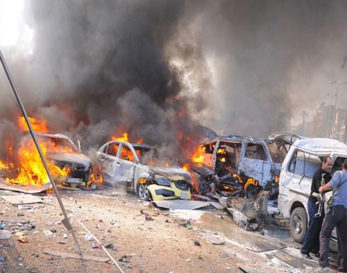 انفجار يهز بلدة بشمال سوريا وأنباء عن قتلى ونقل مصابين لتركيا