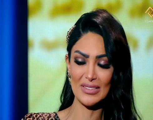 """بالفيديو: سالي عبدالسلام تبكي على الهواء بسبب  خطيبها ..""""لم يعد هناك رجال"""""""