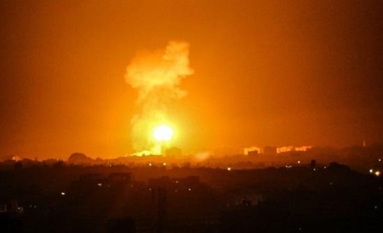 وفد أمني مصري يصل قطاع غزة