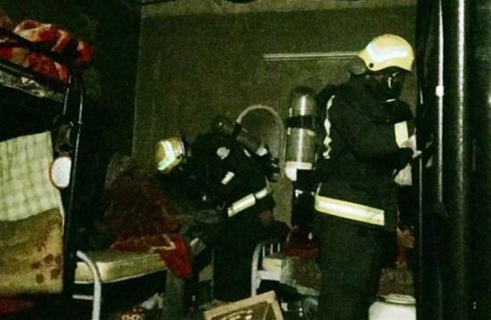وفاة 11 شخصا في حريق منزل بنجران في السعودية