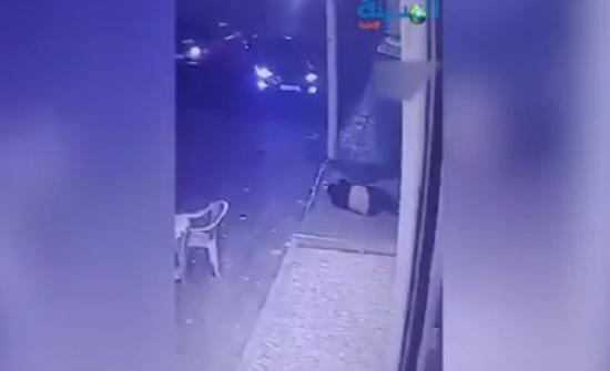بالفيديو : مطلق النار على مالك ناد ليلي في الصويفية بقبض الأمن