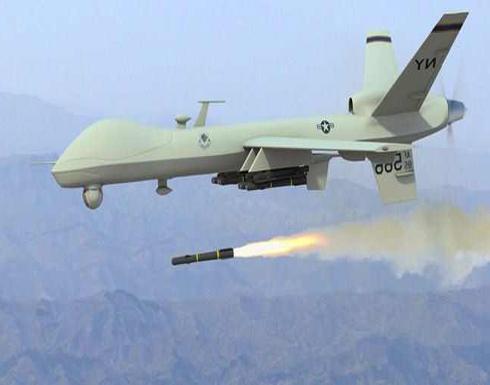 القلمون : طائرة إسرائيلية بدون طيار تقصف قافلة ذخائر للثوار