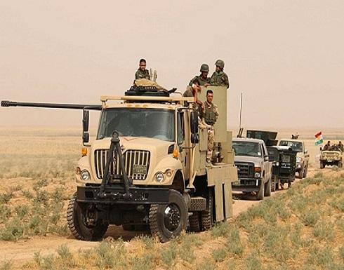 """عملية عسكرية مشتركة للجيش العراقي و""""البيشمركة"""" لأول مرة"""