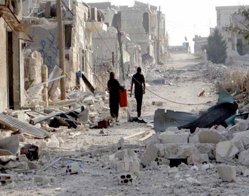 الجيش الروسي يدعو لإجراء محادثات مباشرة في الغوطة الشرقية
