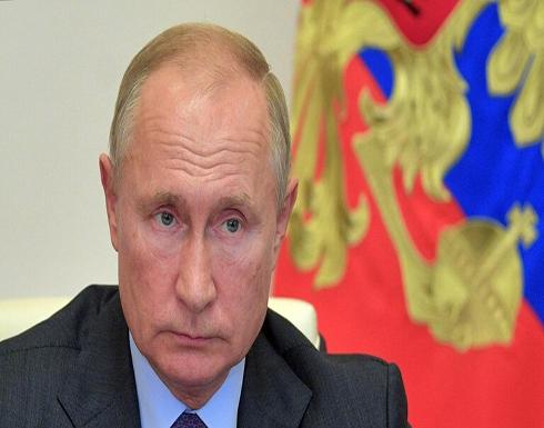 بوتين: نعول على انتهاء التطورات الراهنة في قرغيزستان في أقرب وقت وبدون خسائر
