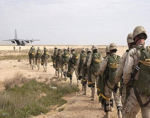 هجوم صاروخي على قاعدة بها قوات أميركية شمالي العراق