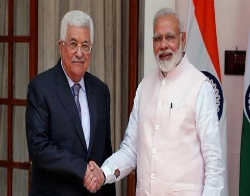 رئيس الوزراء الهندي يزور الأراضي الفلسطينية في نهاية الأسبوع