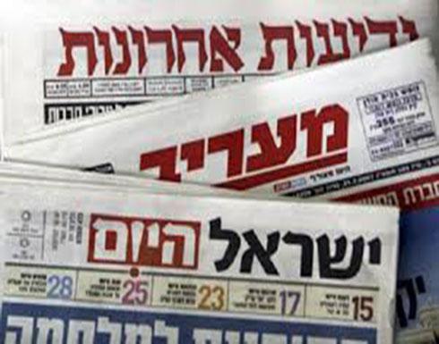 أجهزة الأمن الإسرائيلية تتأهب لانفجار العنف في المناطق