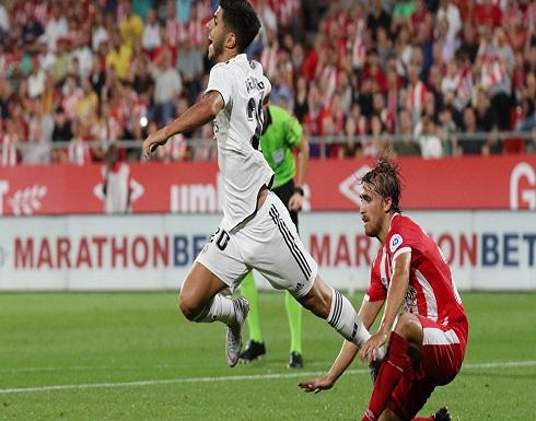 بالفيديو: أهداف مباراة ريال مدريد وجيرونا في الدوري الإسباني (4-1)