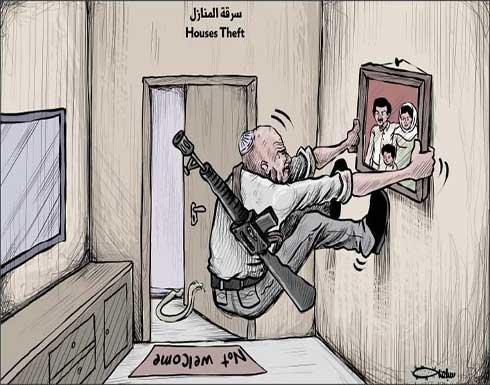 استبدال الفلسطينيين بالمستوطنين في حي الشيخ جراح