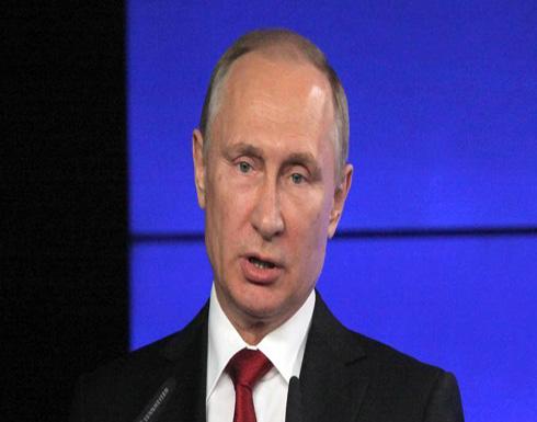 """بوتين: روسيا مستعدة لمنح اللجوء السياسي لمدير """"اف بي اي"""" السابق"""