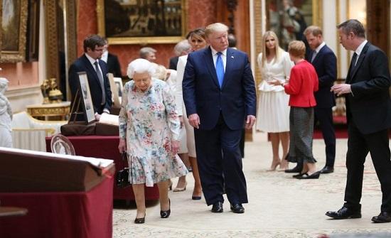 الأمير هاري يتجاهل ترامب انتصارًا لزوجته ميغان (صور)