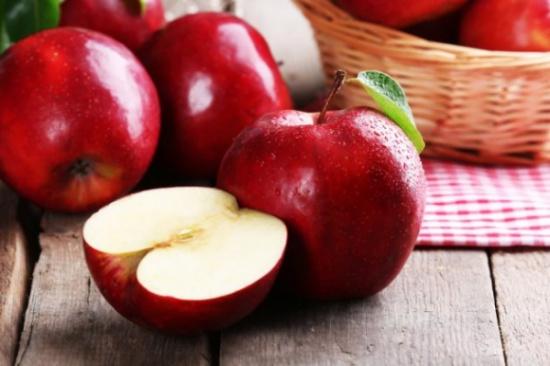 التفاح من أجل سلامة أطفالكم!