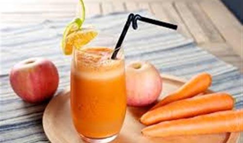 عصير التفاح بالجزر و البنجر أفضل علاج للأنيميا
