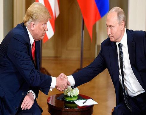 ترامب: من المحتمل ألّا ألتقي بوتين في باريس