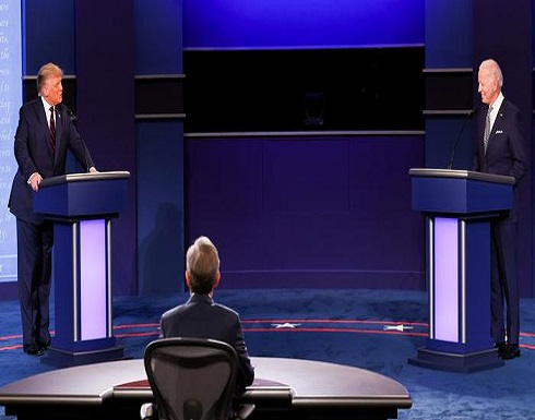 إلغاء المناظرة الرئاسية بين ترامب وبايدن المقررة فى 15 أكتوبر