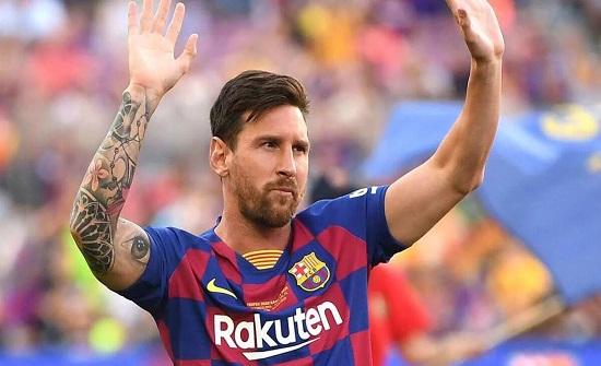 رسمياً.. ميسي يرحل عن برشلونة