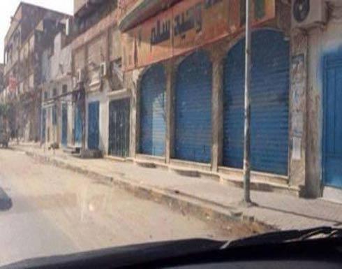 """دعوة لإغلاق المحال التجارية بـ""""منبج"""" السورية رفضا لمقتل مدنيين تحت التعذيب"""