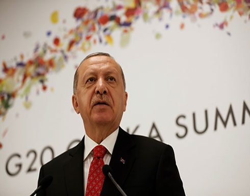 أردوغان وجونسون يناقشان التطورات السورية والليبية