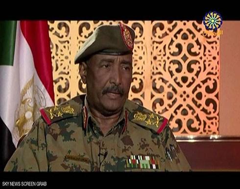 شاهد ..البرهان: المجلس العسكري الانتقالي السوداني مكمل للانتفاضة والثورة وليس انقلابا