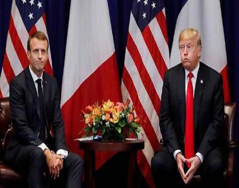 البيت الأبيض: ترامب بحث مع الرئيس الفرنسي والمصري سبل خفض التصعيد في ليبيا