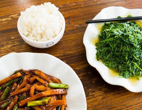 تعرّف على الغذاء الصحي في الطب الصيني