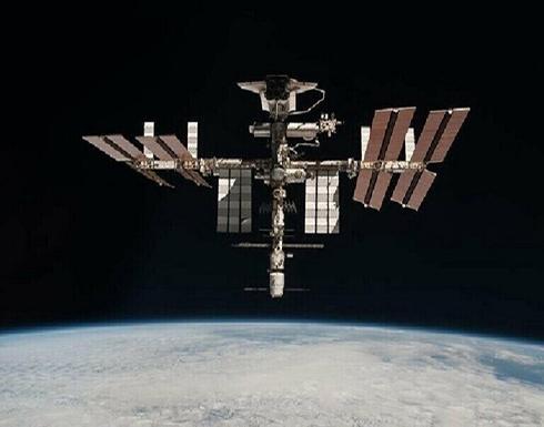 اكتشاف تسرب الأمونيا في القطاع الأمريكي من المحطة الفضائية الدولية
