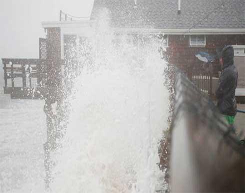 """بايدن يعلن حالة الطوارئ في نيويورك وكونيتيكت بسبب إعصار """"هنري"""""""