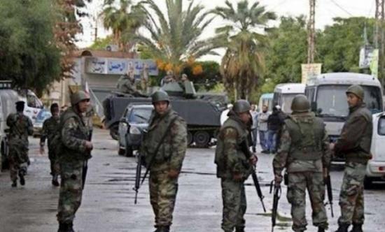 مقتل جنديين في هجوم استهدف مركزاً للجيش شمالي لبنان