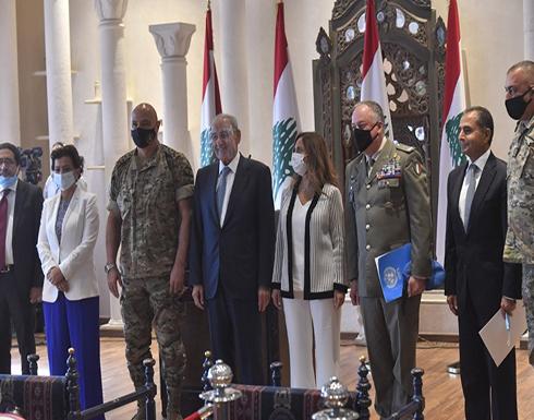 برّي يستعرض تفاصيل اتفاق ترسيم الحدود بين لبنان والاحتلال