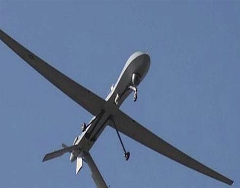 إسرائيل استخدمت طائرة بدون طيار لإطلاق قنابل الغاز على فلسطينيين