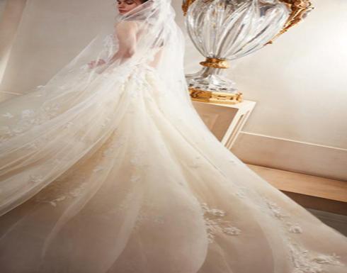 بالصور :كيفية اختيار طرحة العروس وفقاً للجسم