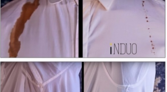 شركة هولندية تصمم ملابس مضادة للبقع ورائحة العرق