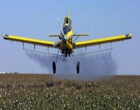 مليون وربع مليون دولار خسائر مزارعي غزة نتيجة المبيدات الاسرائيلية