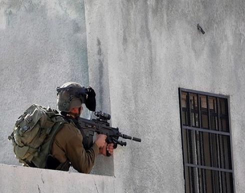 إصابات جراء اعتداء جيش الاحتلال على مستشفى في رام الله