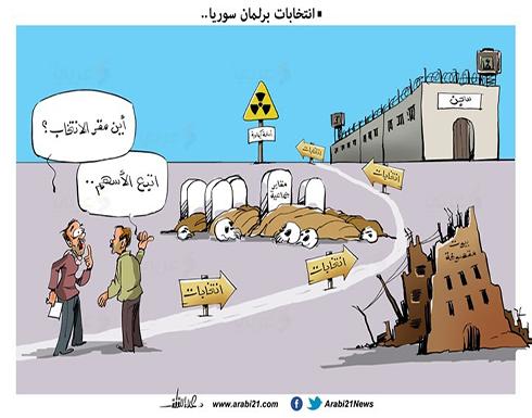 انتخابات برلمان الأسد