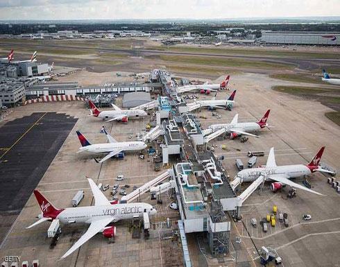 تعليق الرحلات بمطار هيثرو في لندن بعد رصد طائرة مسيرة